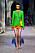 Versace ss 21 neonfärger