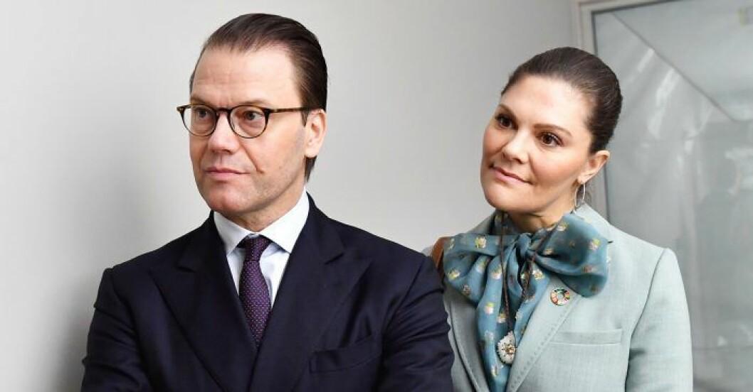 Daniel och Victoria – ett supersammansvetsat par!