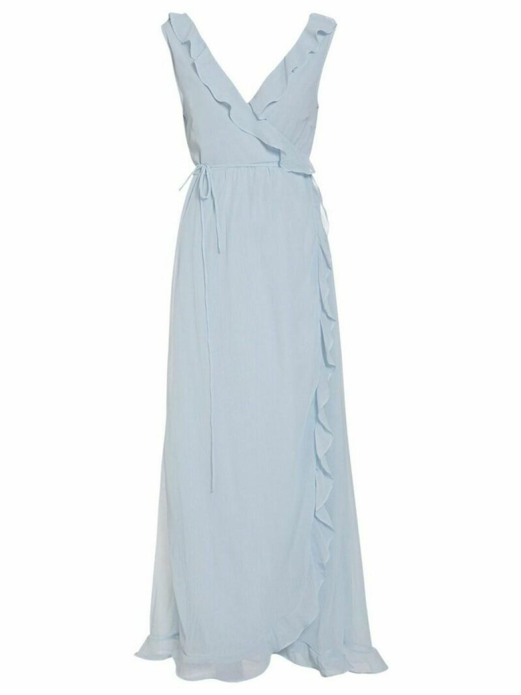 Blå klänning från Vila
