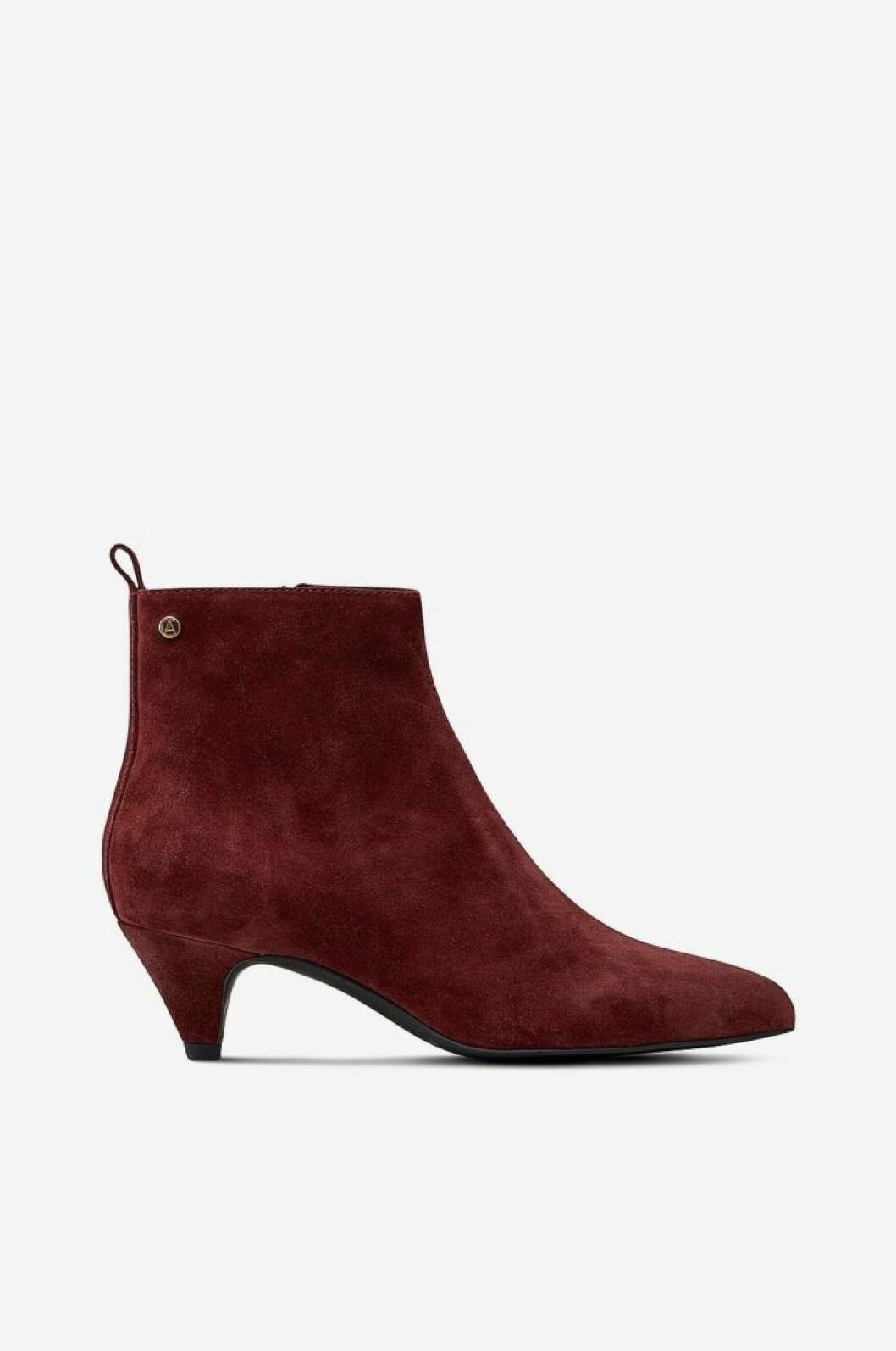 Vinrod boot fran Ellos