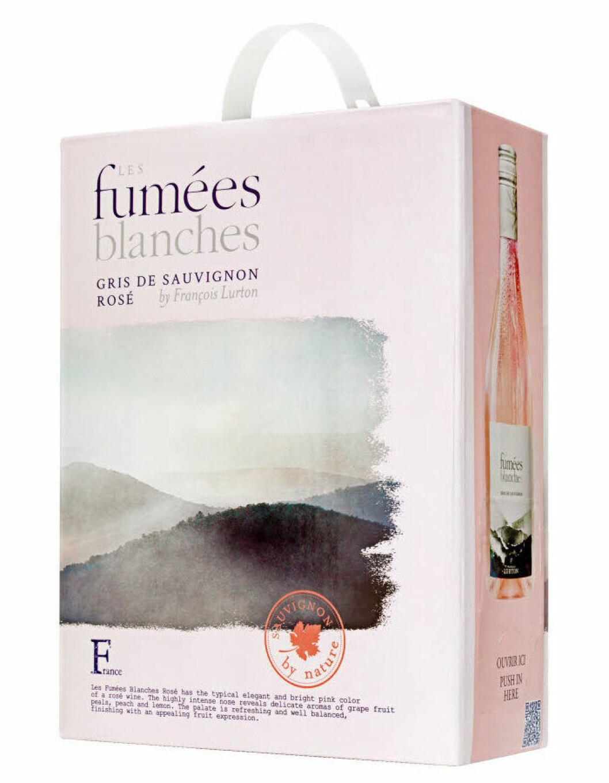 Les Fumées Blanches Rosé (nr 22138) Frankrike, 249 kr.
