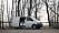 en vit skåpbil
