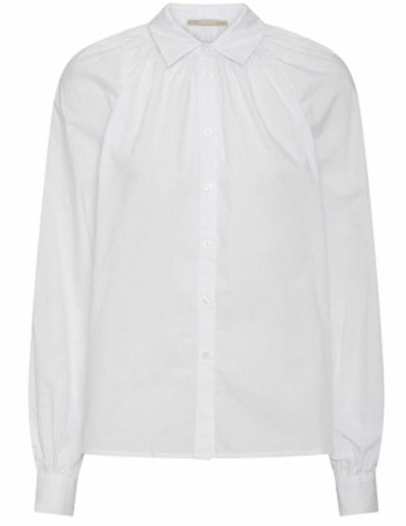 vit skjorta 2ndday
