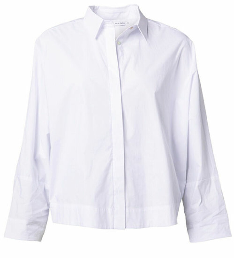 vit skjorta ahlvar