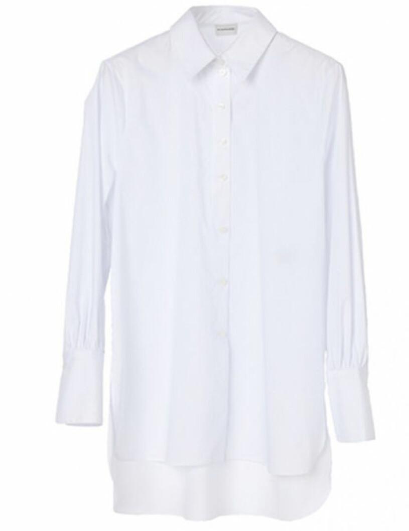 vit skjorta by malene birger