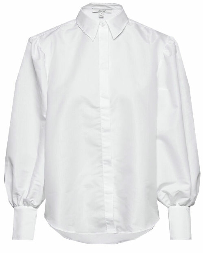 vit skjorta dagmar