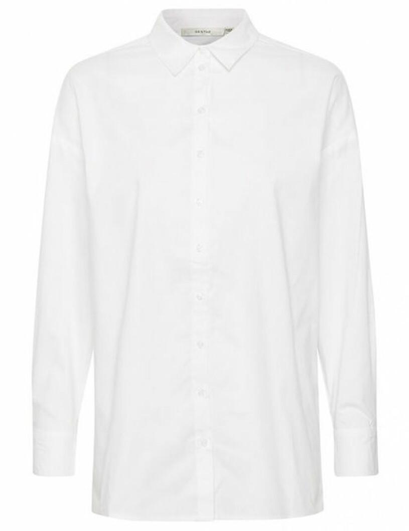 vit skjorta gestuz