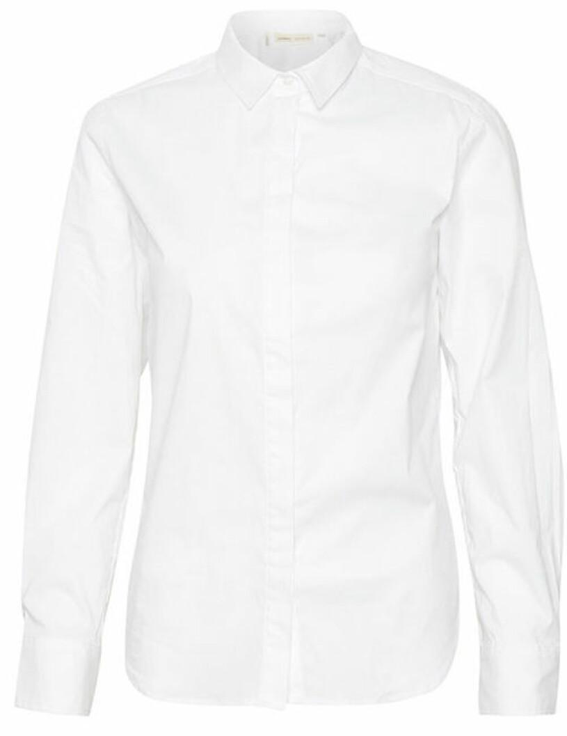 vit skjorta inwear