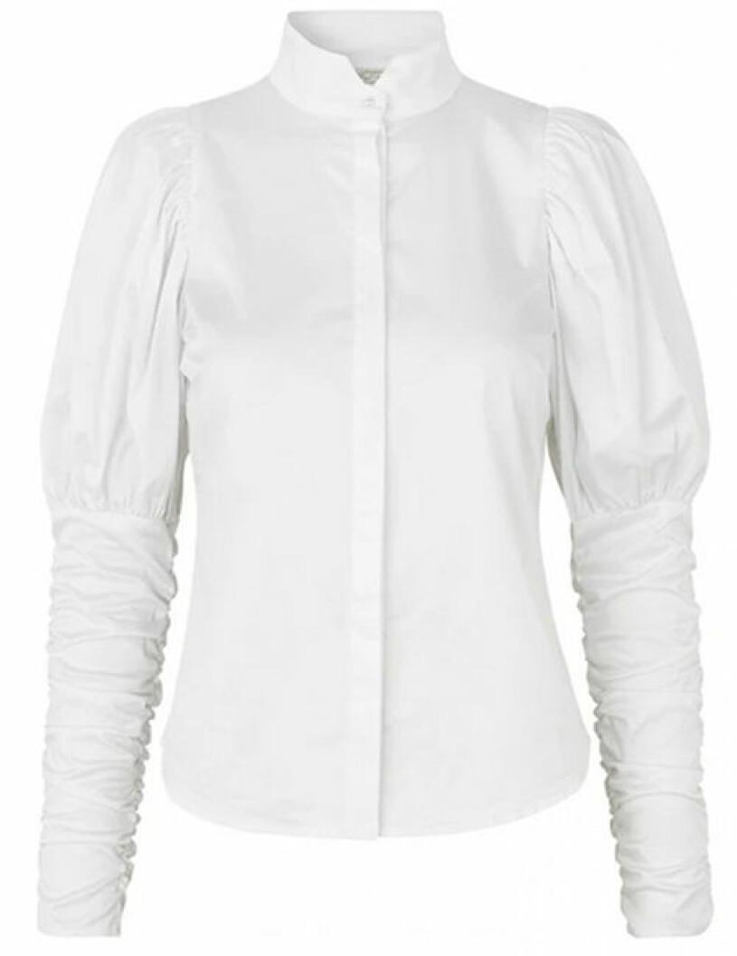 vit skjorta notes du nord