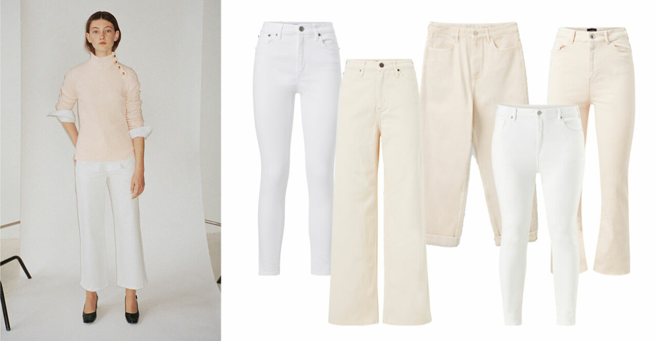 vita jeans dam