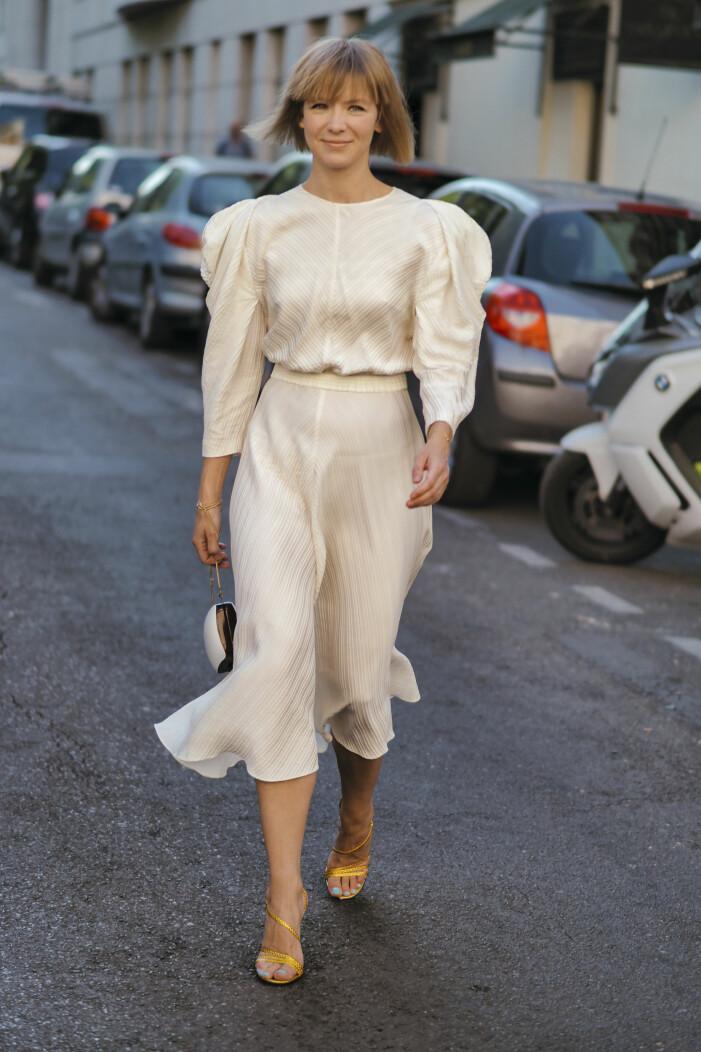 Vita klänningar 2021