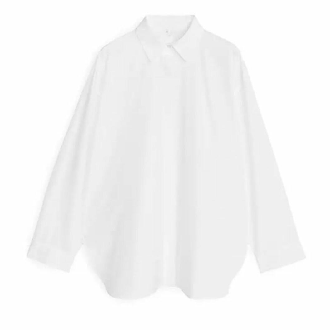 Vit skjorta från ARKET