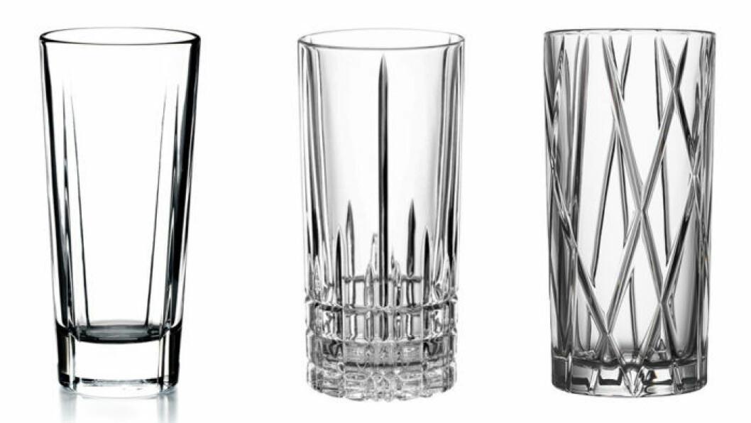 vodkadrink glas