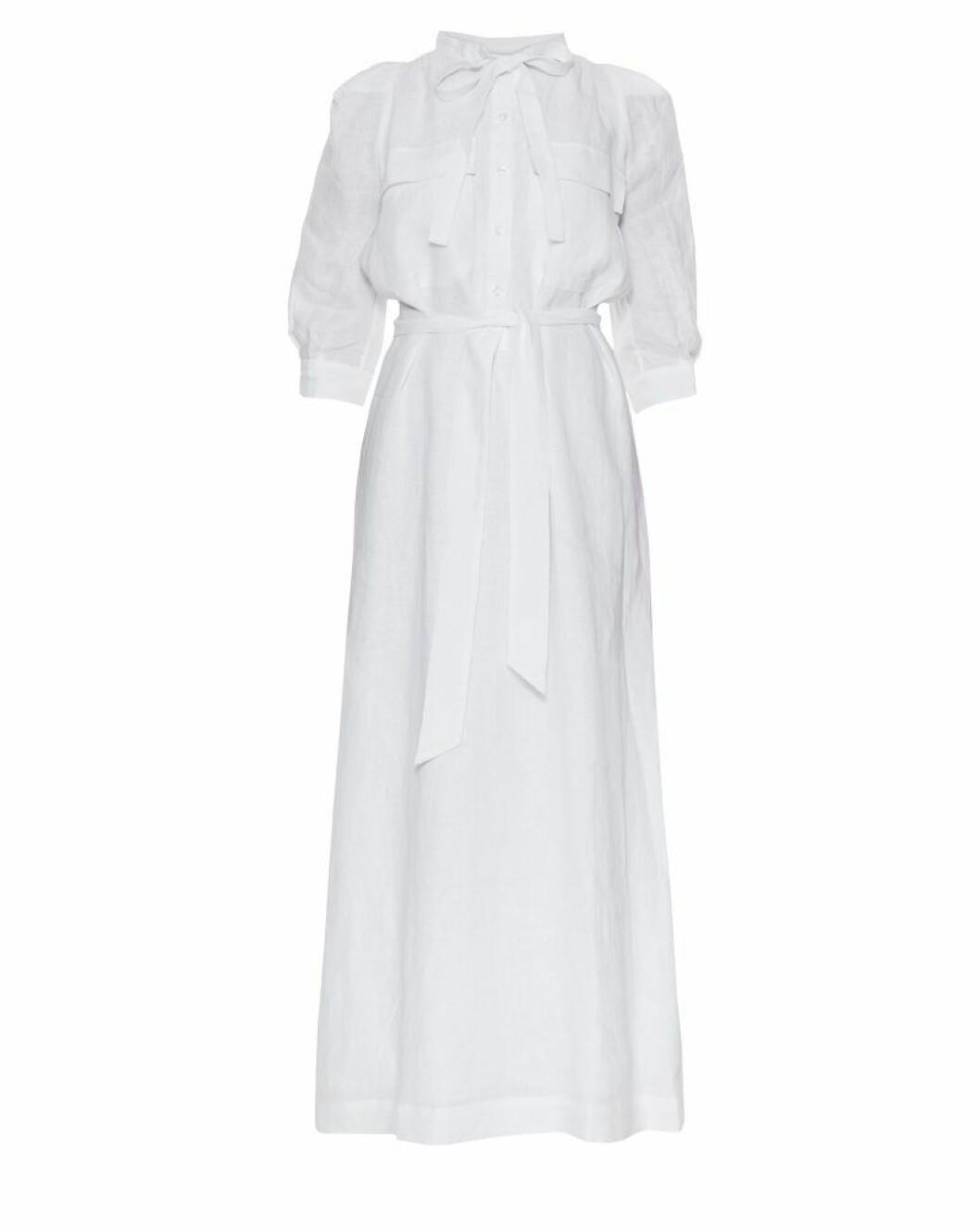 Wakakuu Icons vårkollektion: Vit skjortklänning