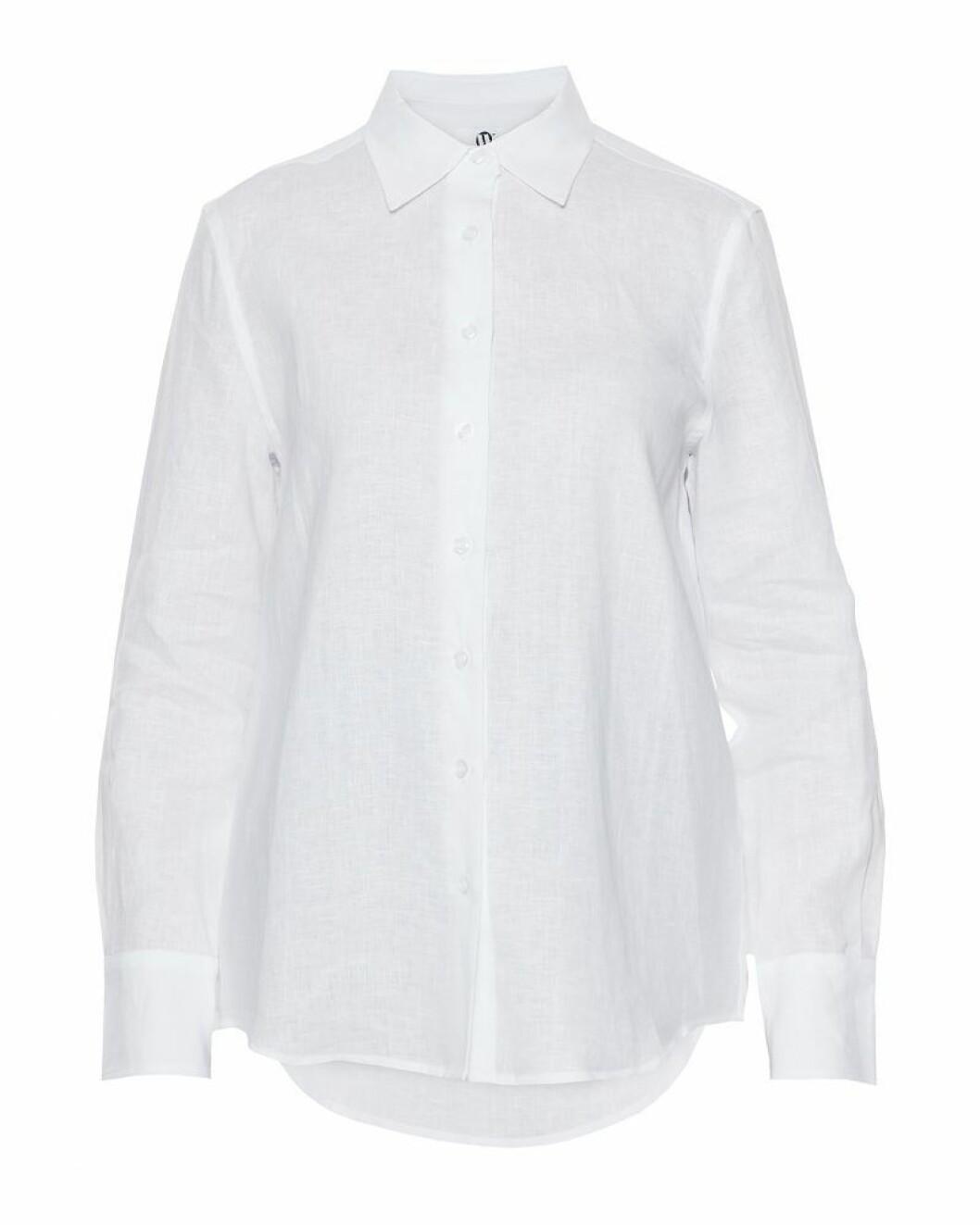 Wakakuu Icons vårkollektion: Vit linneskjorta