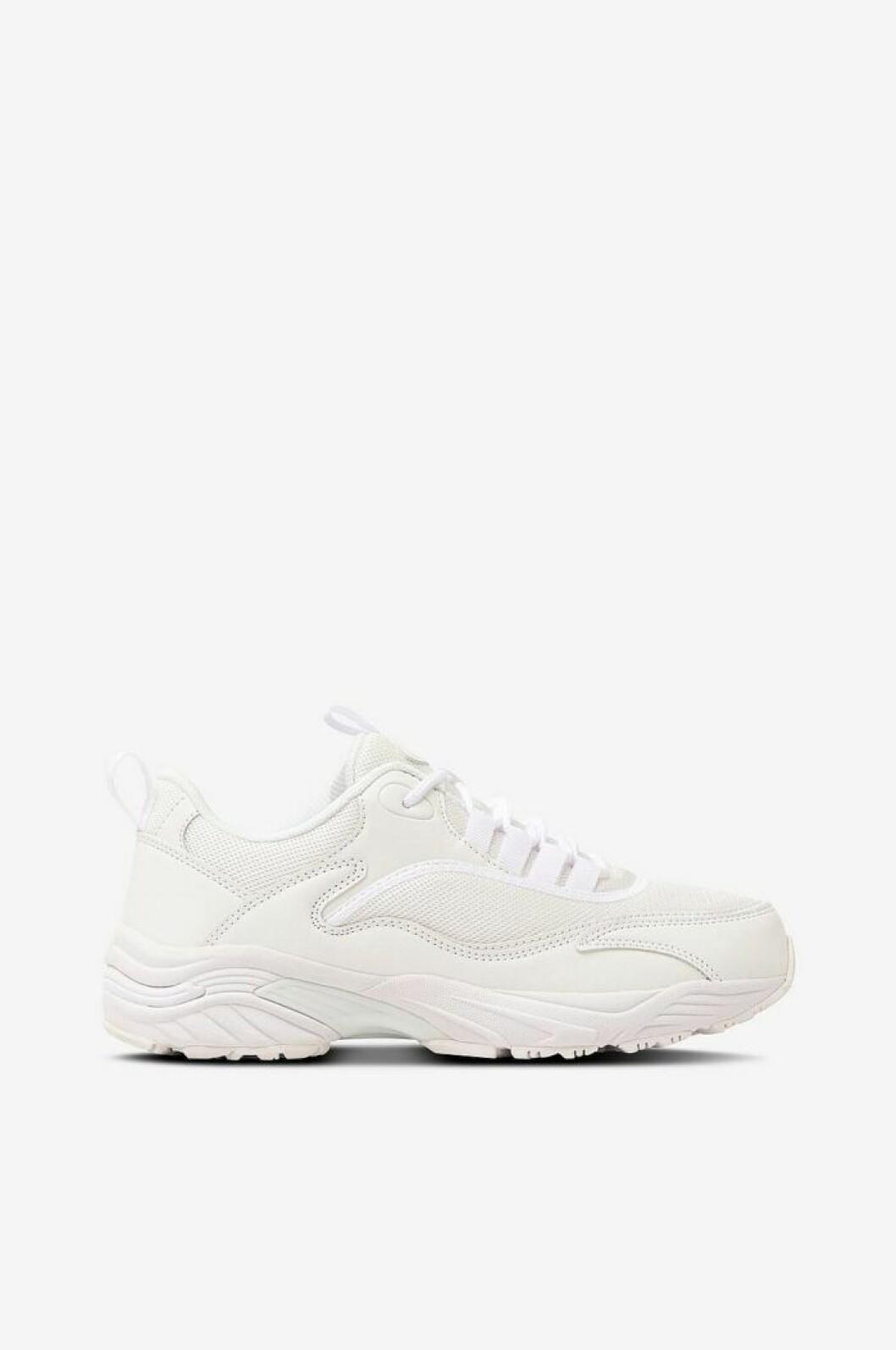 Vita sneakers från Scholl