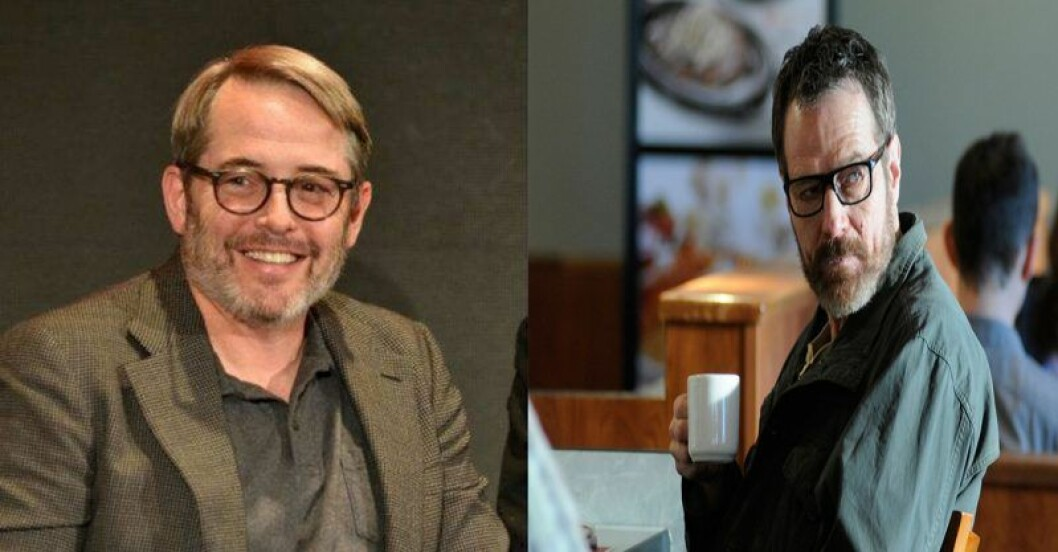 Matthew Broderick – Walter White i Breaking Bad