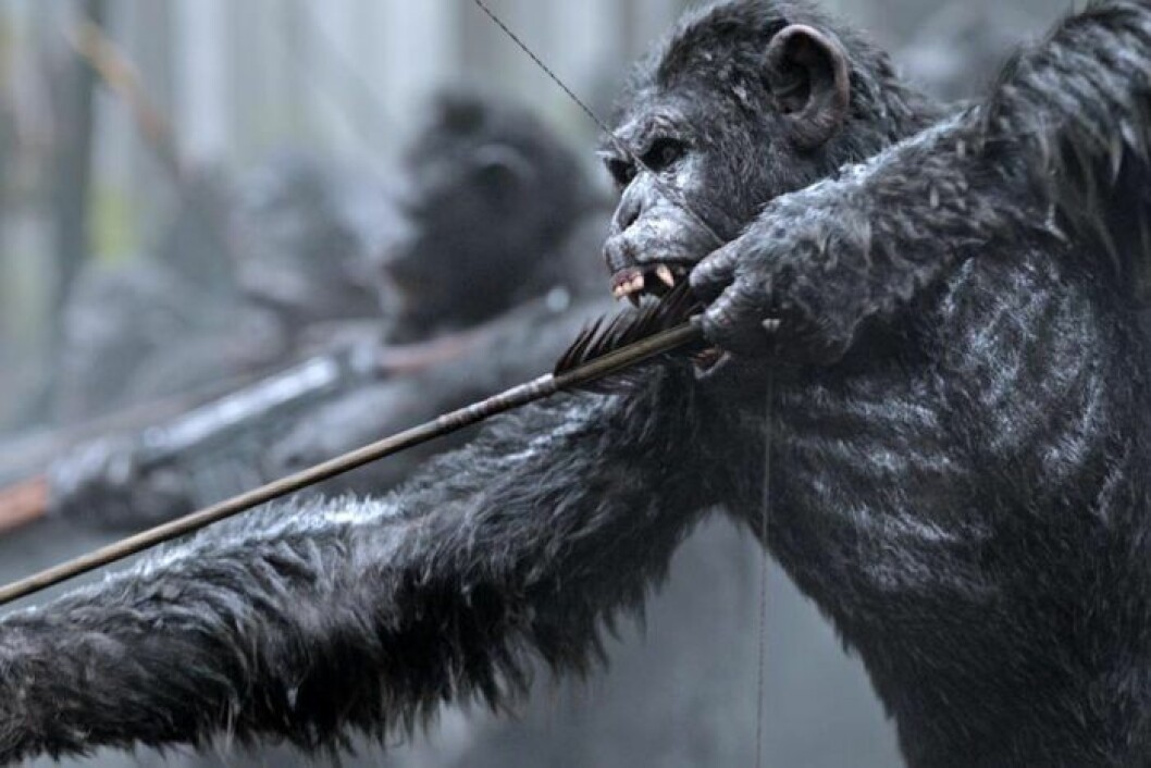 War for the planet of the apes kommer till Viaplay i maj.