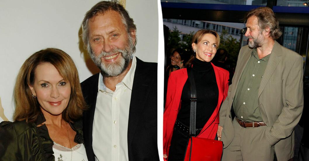 Anna Lindmarker och Lars Weiss.