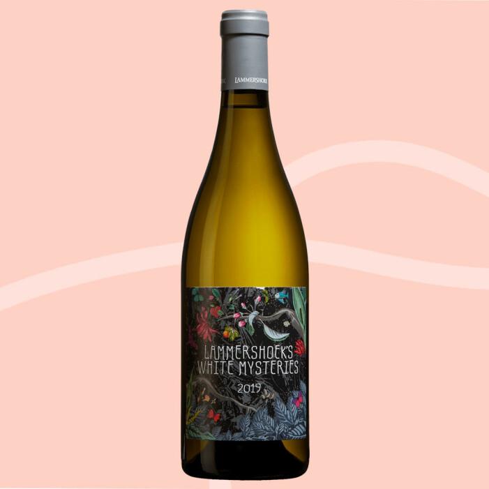 Vitt vin, Lammershoek's White Mysteries