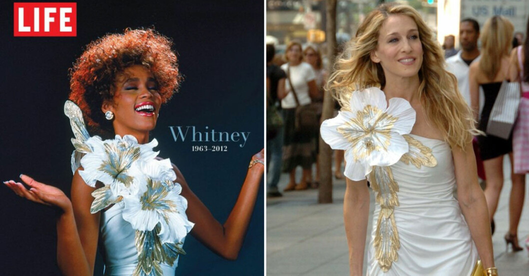 whitney-houston-carrie-bradshaw-elle