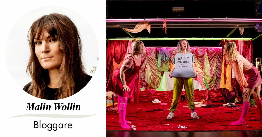 Feminas bloggare Malin Wollin väljer årets bästa kultur, Malmö operans Cosi fan tutti på Kalmar teater.