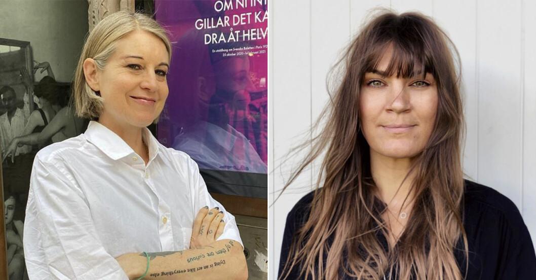 Linda Skugge och Malin Wollin startar podd