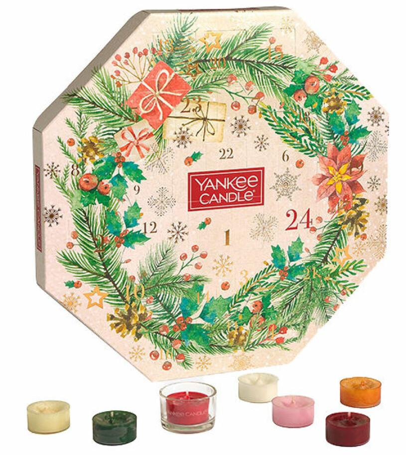 yankee candle adventskalender