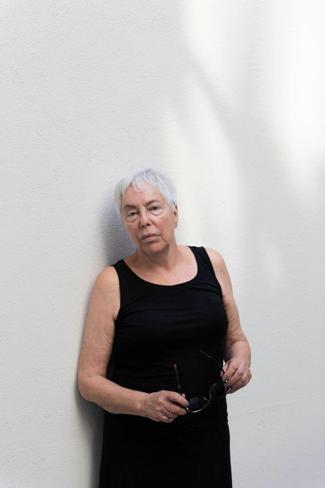 Yvonne Hirdman drabbades av bröstcancer.