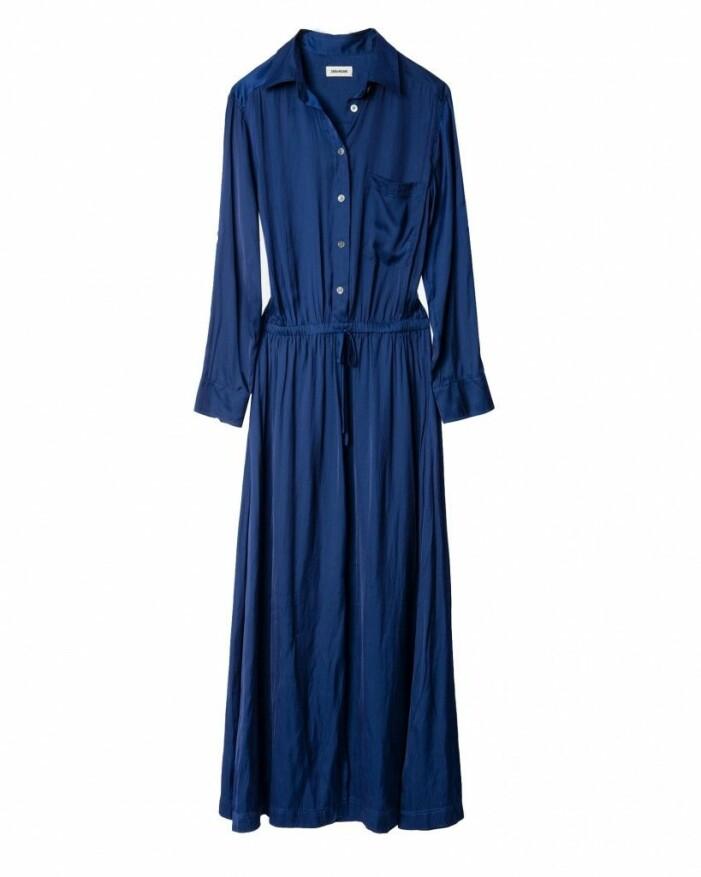 skjortklänning zadig & voltaire