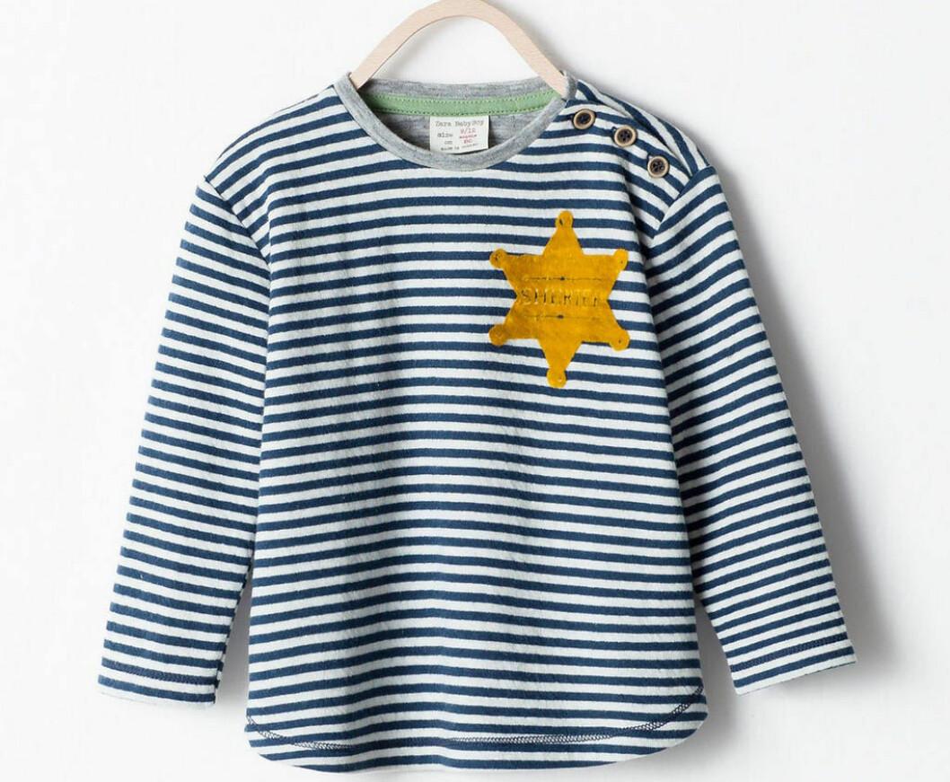 Tröjan som fick Zara att hamna i blåsväder för att den var lik skjortorna i koncentrationslägren.