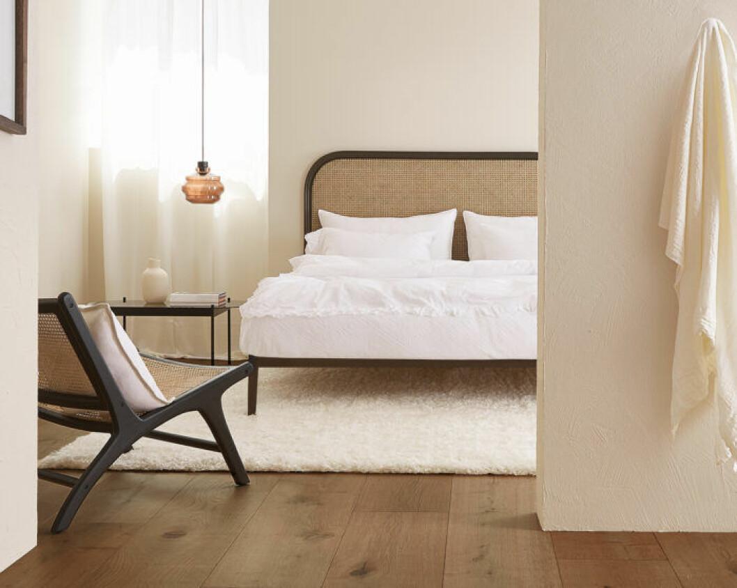 Nyheter till sovrummet från Zara home