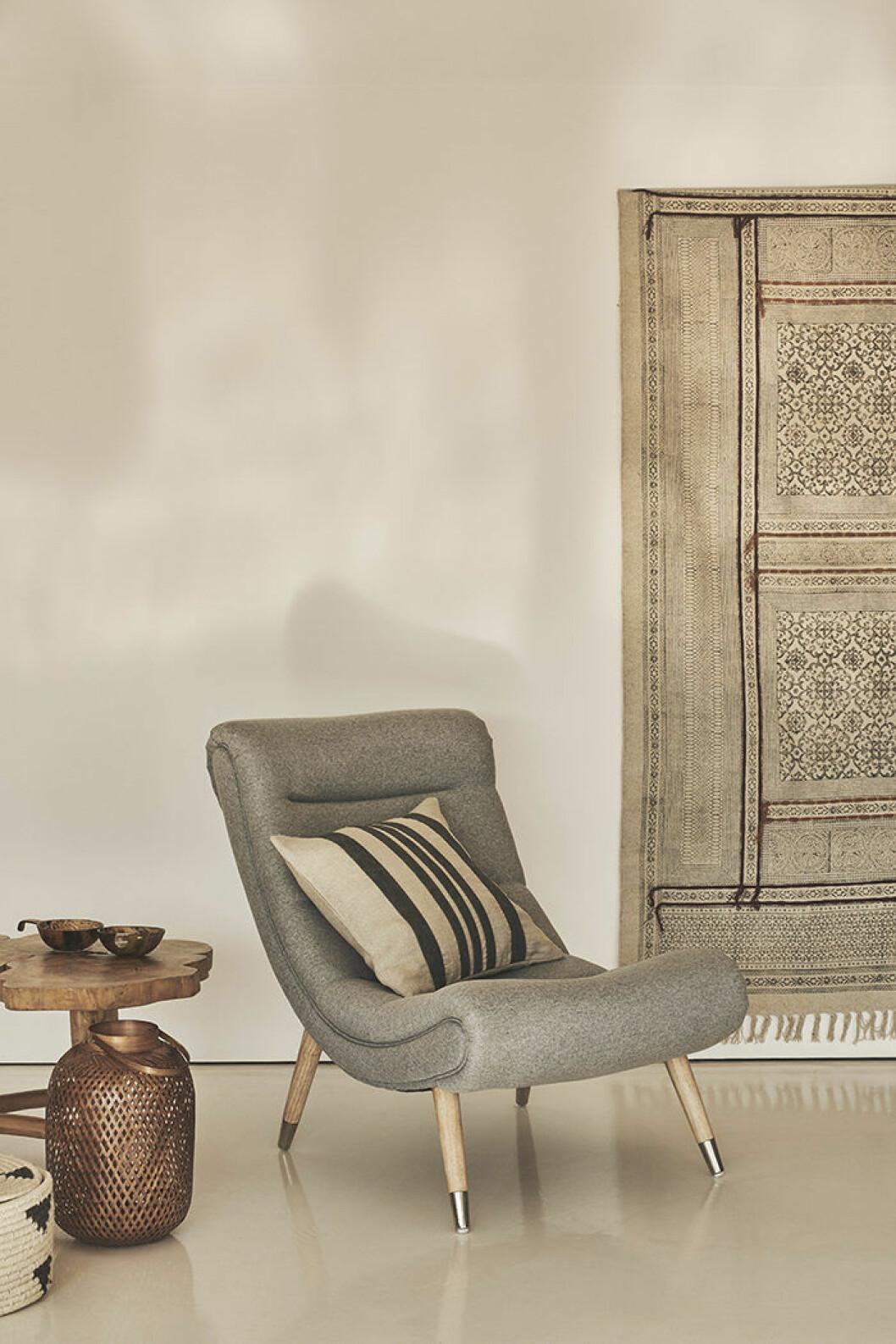 Zara Homes kollektion går i naturnära färger i höst