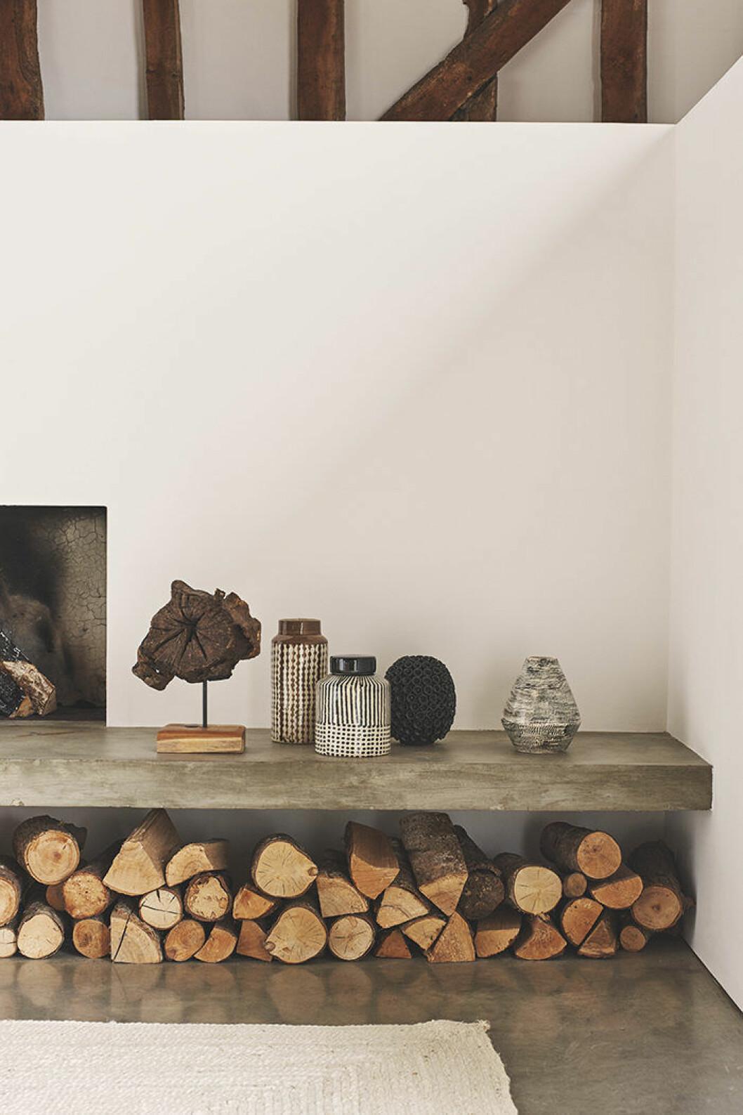 Vaser och inredningsdetaljer hos Zara Home