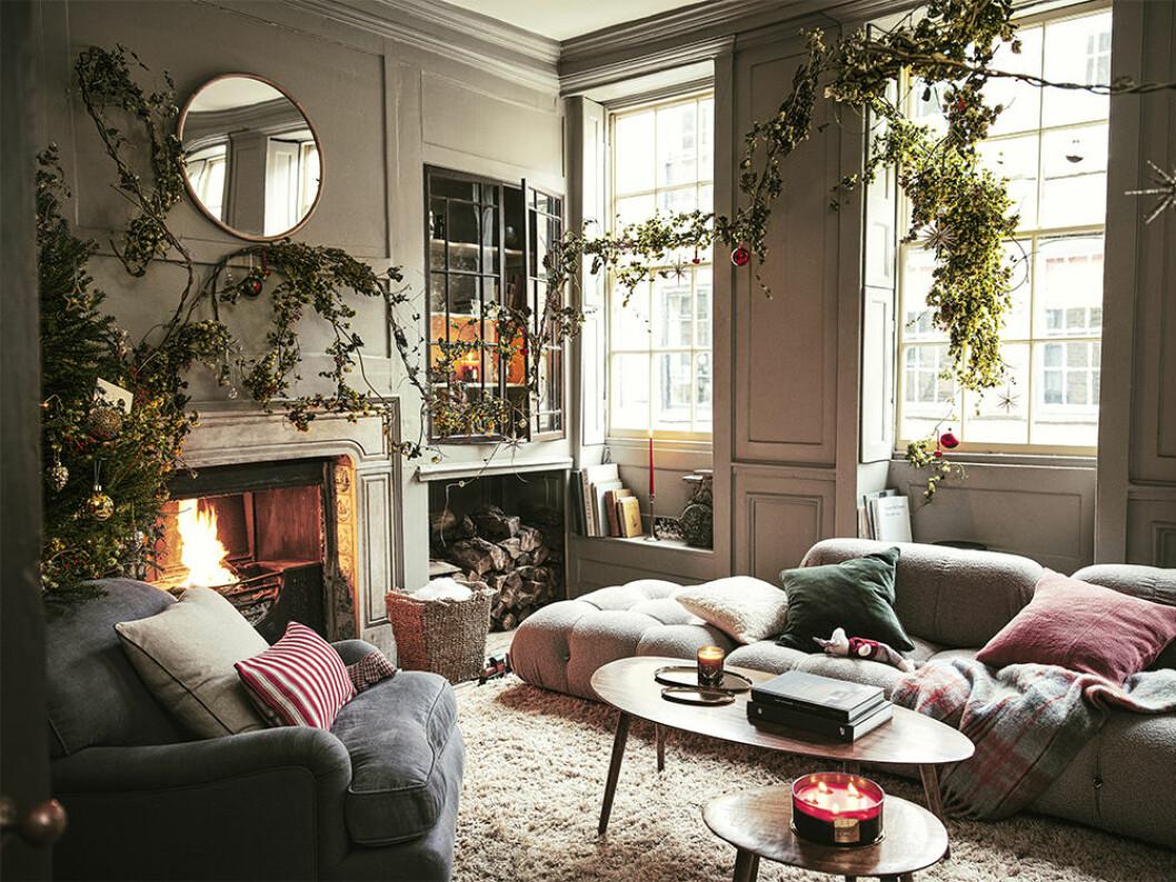 Stämningsfull inredning till jul hos Zara Home 2019