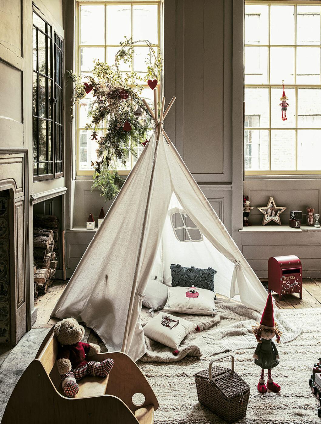 Julpynt till barnrummet från Zara Home