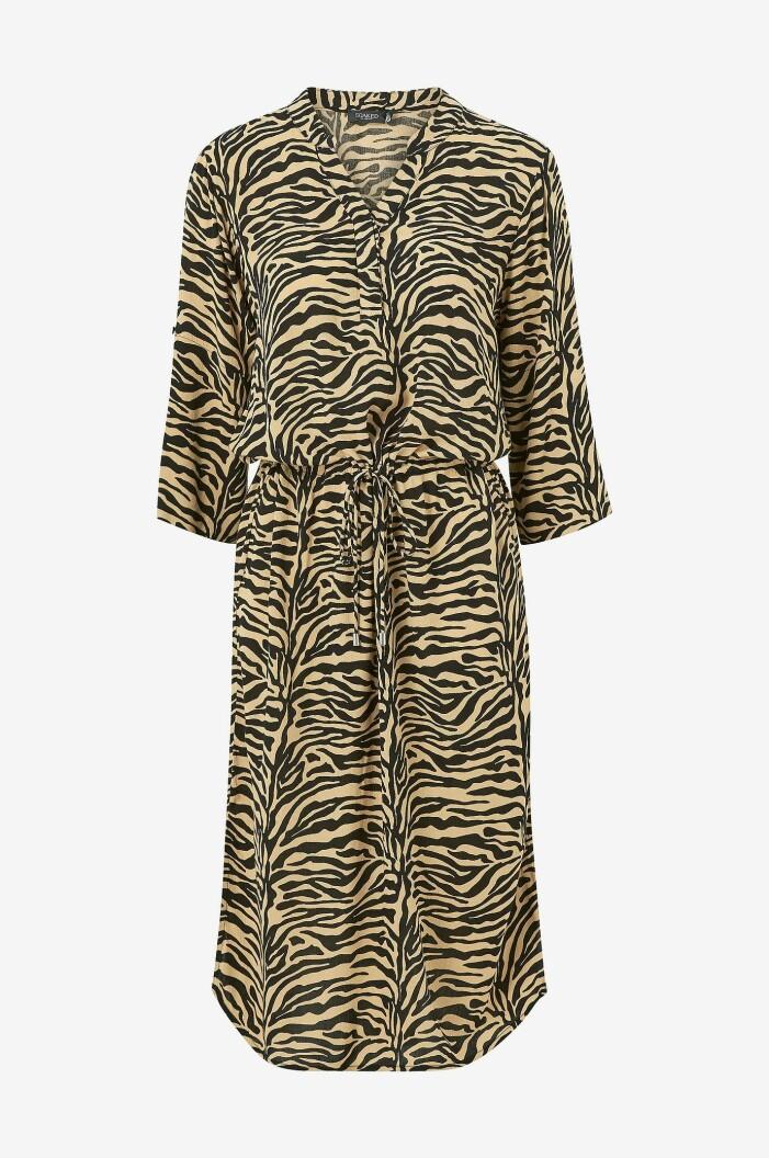 Zebraklänning Soaked in luxury