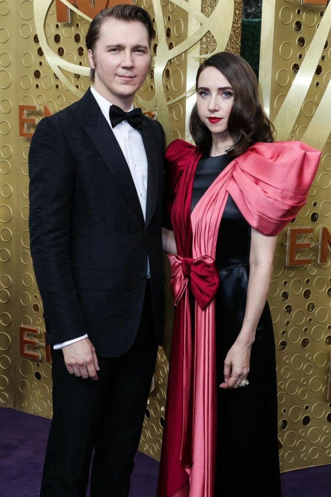Zoe Kazan och Paul Dano har fått barn i hemlighet
